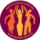 Women Working Worldwide (WWW) logo