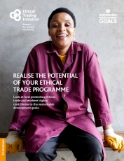 Ethical trade and the SDGs