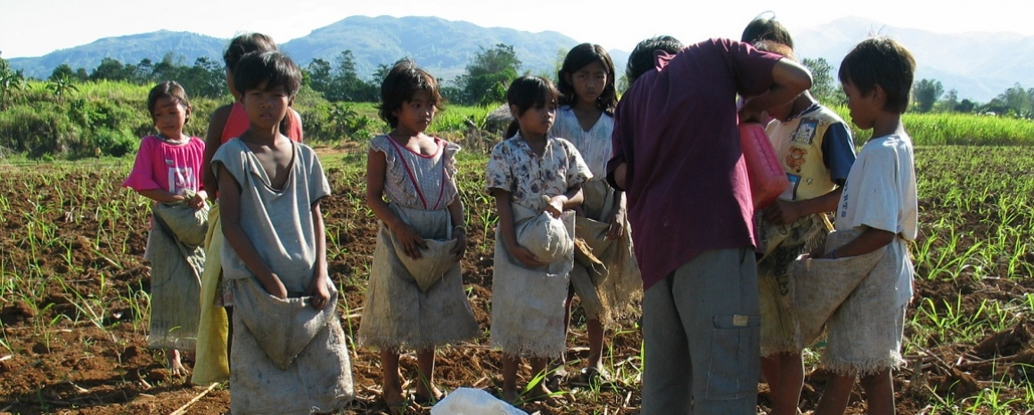 child labor ethical issue The media coverage of child labor attracted the attention of us politicians, who  pressured the industry to tackle the issue former sen.