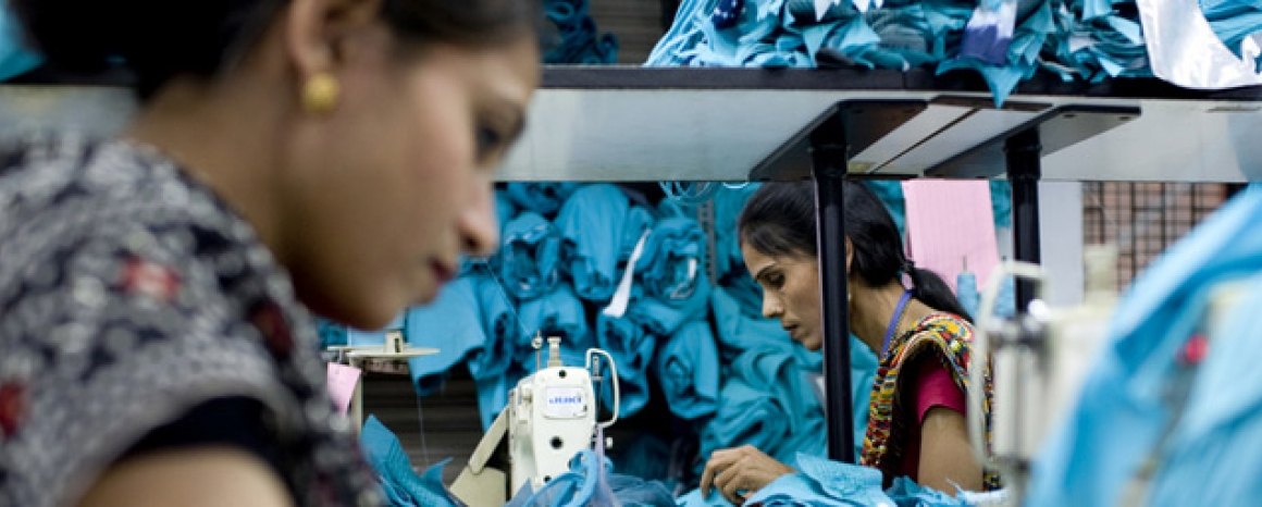 Garments and textiles, India | Ethical Trading Initiative