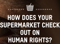 How does your supermarket check out on human rights?