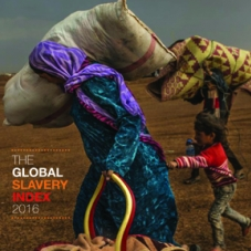 Global Slavery Index 2016 report cover